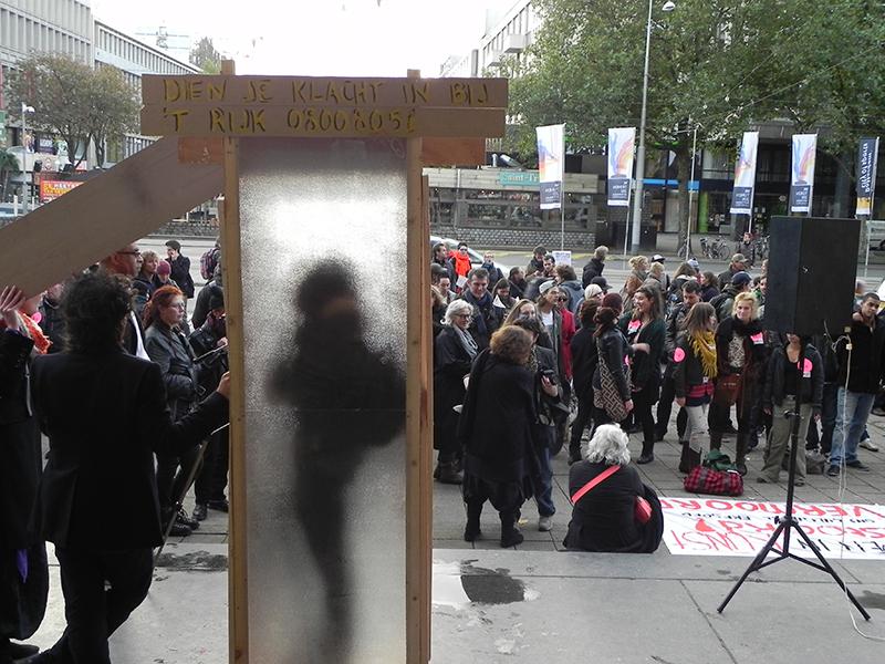 public space art, complaint box, ehsan fardjadniya