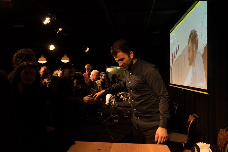 17. Ali-J-Ehsan-Fardjadniya-refugee-trial-Amsterdam-Pakhuis-de-zwijger-26-nov-2019